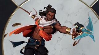 Акшан присоединился к чемпионам League of Legends
