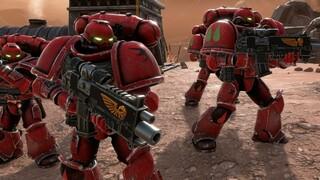 Состоялся релиз пошаговой стратегии Warhammer 40,000 Battlesector