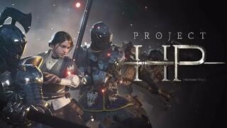 Представлен первый геймплей корейского ААА экшена Project HP