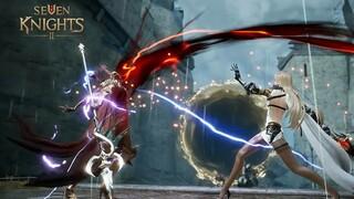 Мобильная MMORPG Seven Knights 2 может выйти на ПК