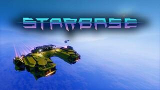 Космическая MMO-песочница Starbase поступила в продажу