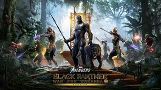 Обновление Война за Ваканду для Marvels Avengers получило точную дату выхода