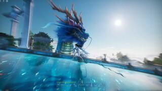 Продемонстрированы новый геймплей и возможности MMORPG World of Jade Dynasty