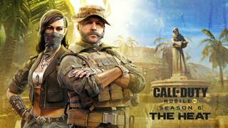 Call of Duty Mobile запускает 6-й сезон Жара и отмечает День ВДВ