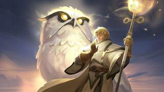 В новом испытании Albion Online можно получить Божественную сову