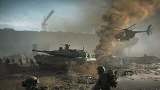 Компания DICE выпустит короткометражные фильмы по сюжету Battlefield 2042