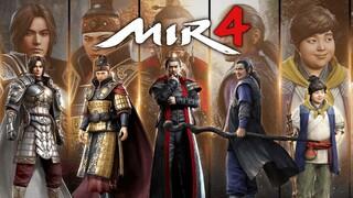Глобальная версия MMORPG MIR4 выйдет в Steam. Доступна предзагрузка клиента ЗБТ