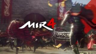 Стрим MIR4  Изучаем ЗБТ глобальной версии MMORPG
