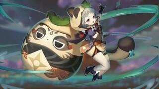 Способности Саю показали в семиминутном трейлере Genshin Impact