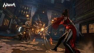 Состоялся релиз платной Королевской битвы Naraka Bladepoint
