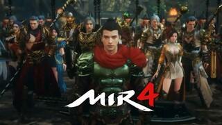 Глобальная версия MIR4 выйдет уже в этом месяце