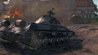 Режим Линия фронта с масштабными битвами 30 на 30 вернулся в World of Tanks