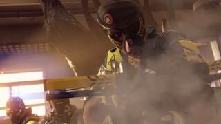 Представлен трейлер игрового процесса Rainbow Six Эвакуация