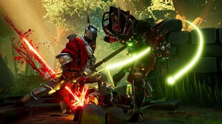 Фэнтезийная Action RPG Stray Blade выйдет в 2022 году