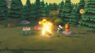 Трейлер официального анонса Trading Time  игры про моряка, который оказался на острове лягушек