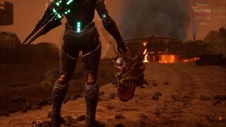 Представлен свежий трейлер игрового процесса экшена Dolmen