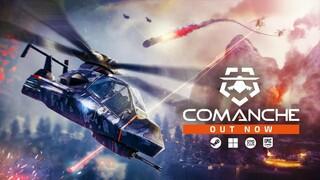 Состоялся релиз вертолетного экшена Comanche, находившегося в раннем доступе