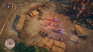 GTA в сеттинге средневековья Rustler получила новое геймплейное видео с комментариями от авторов