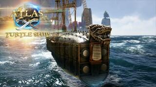 В симуляторе выживания Atlas появился корабль Черепаха