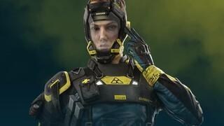 Finka из Rainbow Six Extraction сможет обеспечить живучесть команде