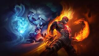 Нуну и Брэнд прибыли в League of Legends Wild Rift