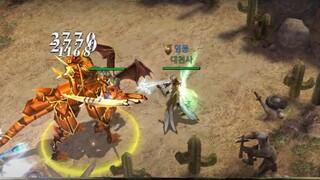 Мобильная MMORPG Mu Archangel 2 была запущена в Корее