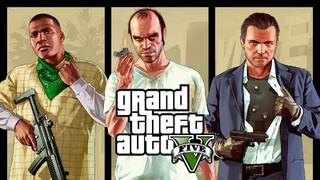 GTA V и GTA Online выйдут на PS5 в марте 2022 года