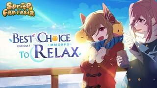 Анонсирована кроссплатформенная MMORPG Sprite Fantasia  продолжение Grand Fantasia