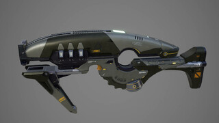 Футуристическое оружие Maverick из Dysterra показали в действии
