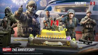 Call of Duty Mobile отмечает свой второй день рожденья