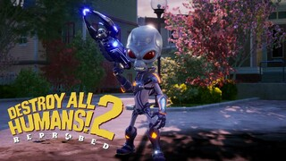 Destroy All Humans! 2 получит ремейк на движке Unreal Engine 4