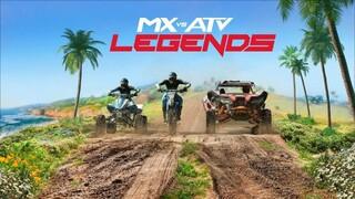 Представлен аркадный гоночный симулятор MX vs ATV Legends