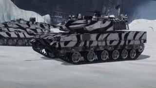 Обновление Жгучий холод уже доступно в Armored Warfare