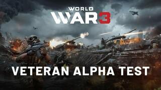 Анонсирован ветеранский альфа-тест шутера World War 3