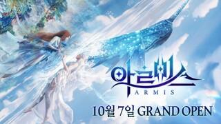В Южной Корее состоялся релиз кроссплатформенной MMORPG Armis