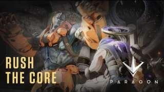 Игровой процесс Paragon в новом видео «Rush the Core»