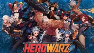 Обновлен сайт западной версии HeroWarz