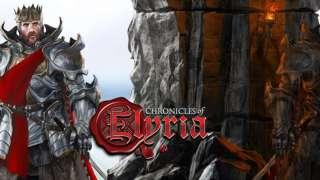 Первый взгляд на пре-альфу Chronicles of Elyria и анонс Kickstarter кампании
