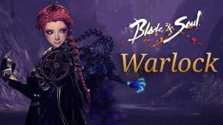 Релиз класса Warlock для евро версии Blade & Soul