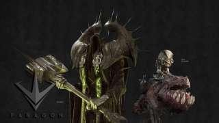 Запуск раннего доступа Paragon и тизер-анонс новых героев.