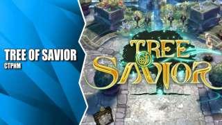 Стрим международной версии Tree of Savior
