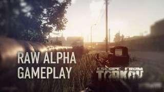 Демонстрация игрового процесса из альфа-версии Escape from Tarkov