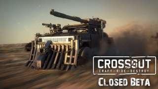 Crossout перешел в стадию закрытого бета-теста