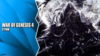 Стрим корейской версии War of Genesis 4: Spiral Genesis