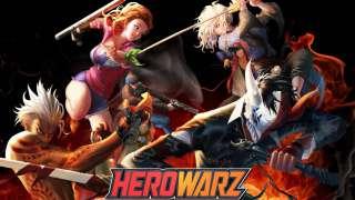Закрытая бета западной версии HeroWarz пройдет в мае