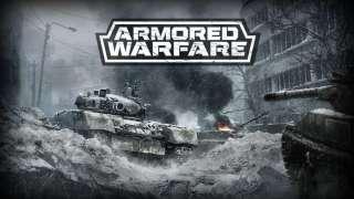 Десятый уровень танков в Armored Warfare