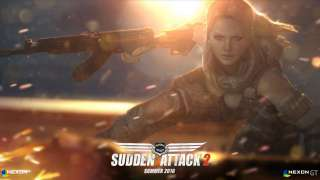 Игровой процесс с первой беты Sudden Attack 2