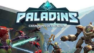 Новый чемпион в Paladins: Champions of the Realm