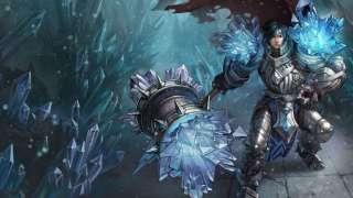 Встречайте обновленного Тарика в League of Legends