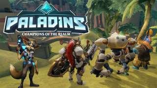 Вышел крупный апдейт беты Paladins: Champions of the Realm